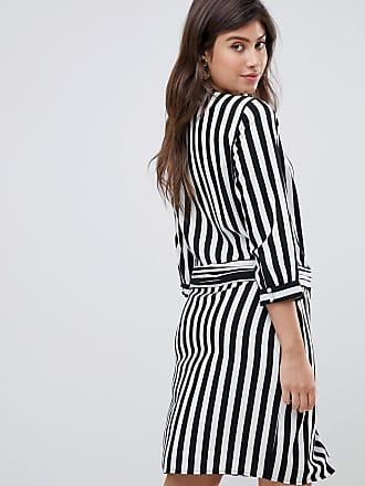 0462aa36003b9 Vero Moda stripe wrap dress - Multi