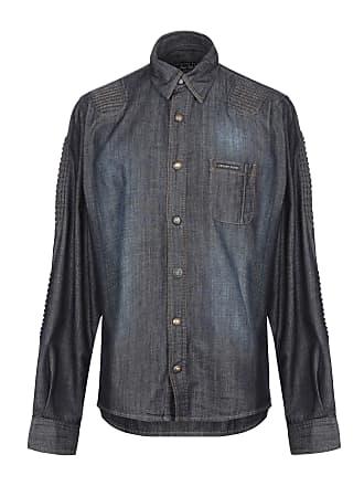 Philipp Plein DENIM - Denim shirts su YOOX.COM