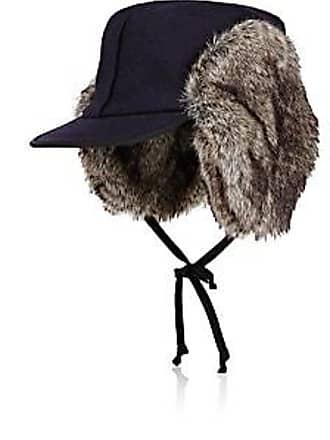 eb448e492c6 Lola Hats Womens Woodsman Wool Trapper Hat - Navy