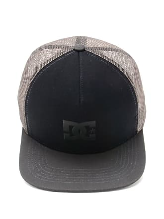 DC Boné DC Shoes Greet Up Preto Bege 440fa3386eb