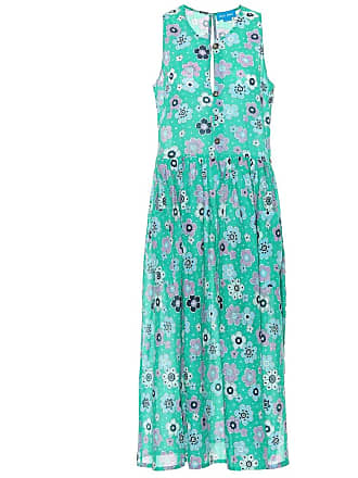 05bff906cef0 Mih Jeans. Leia floral cotton midi dress. £159.00. Delivery  free. Mih  Jeans Dexy Belted Striped Jacquard Jumpsuit ...