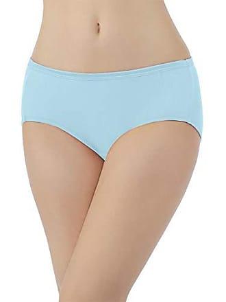 ff75162671f1 Vanity Fair Womens Illumination Hipster Panty 18107, Blue Topaz, Medium/6