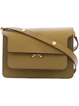 Marni Trunk shoulder bag - Green