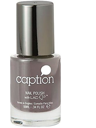 Young Nails Caption Nailpolish, Romance Vs Reality, 0.34 Fluid Ounce