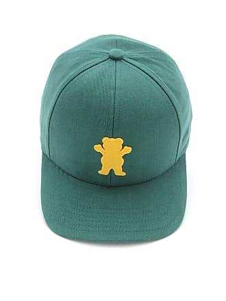Grizzly Boné Grizzly Og Bear Baseball Cap 6 Pane Verde
