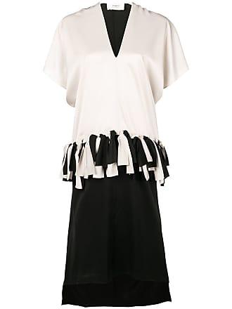 d3321fd3d3a092 Ports 1961 T-shirt jurk met applicaties - Zwart