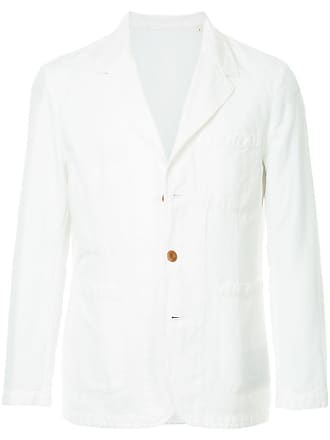 Kent & Curwen single breasted jacket - White