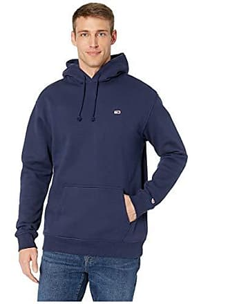 6f0f4afd5ada Tommy Hilfiger Tommy Jeans Mens Hoodie Sweatshirt Classics Collection