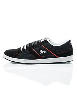 Lonsdale Herren Sneaker, Schwarz - Schwarz - Größe  41 12119f8572