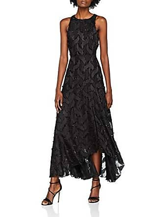 0f15762c242f Coast 110-020503-Vestito Elegante Donna Black (Black 80) 44