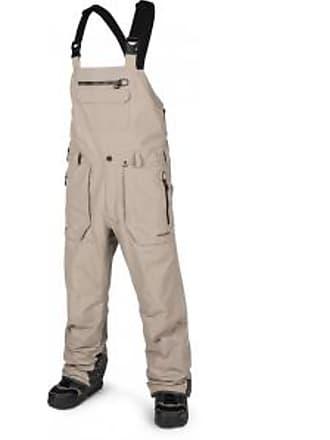 Volcom Mens Rain GTX Bib Overall Snow Pants