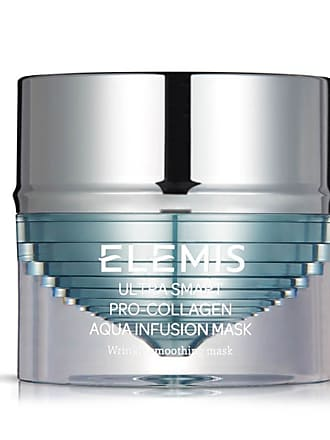Elemis ULTRA SMART Pro-Collagen Aqua Infusion Mask - Clinically proven to improve hydration by up to 250% in one hour. ULTRA SMART Aqua Shuttle Technology meets advanced seaweed complexes for visibly transformative results