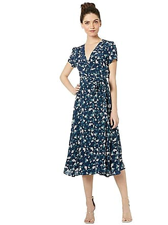 Yumi Kim Spin Me Around Dress (Bon Voyage Navy) Womens Dress
