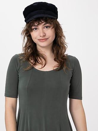 Kauf Dich Glücklich Kleid dark green