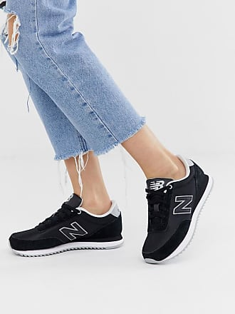 New Balance 501 black and white sneakers - Black