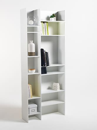 La Redoute Interieurs Designer-Bücherregal Doll, MDF, lackiert - WEISS - LA REDOUTE INTERIEURS