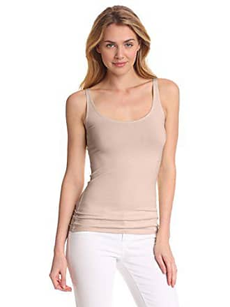 Only Hearts Womens So Fine Skinny Tank, Nudie, Large