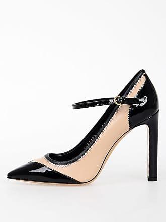 Salvatore Ferragamo 10cm Leather ERIKA Shoes size 9,5 3737ad27c8