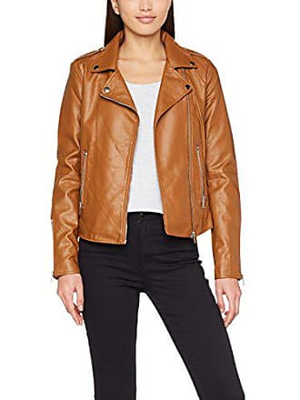 ccf8ffe5a77 Vila Clothes Vicara Faux Leather Jacket - FAV