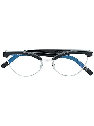Saint Laurent Eyewear cat eye glasses - Black