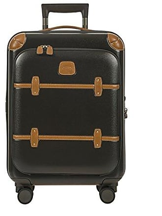 Bric's Bellagio 2.0 Ultra Light 21 Inch Carry On Business Spinner Trunk with Pocket