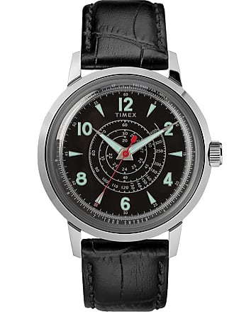 Timex X Todd Snyder Beekman 40MM Sst Leather Strap Watch
