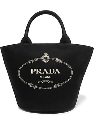 256bd5be5c16 Prada®: Black Totes now at USD $970.00+   Stylight