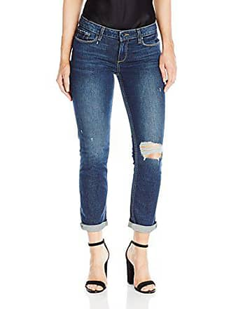 Paige Womens Anabelle Slim Jeans-Domino Destructed, 31