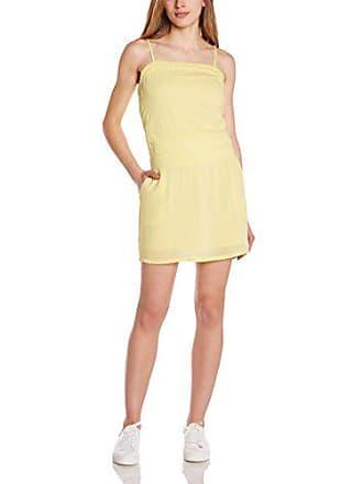 Color Block 5124103 - Robe - Uni - Femme - Jaune (Yellow) - FR e4f0ca7bf45
