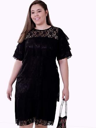 Vickttoria Vick Vestido Renda Divine Plus Size (50)