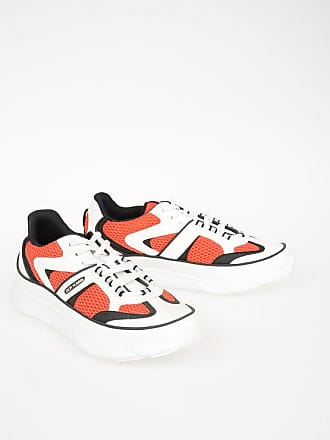 Dior HOMME Fabric and Leather Sneakers size 41