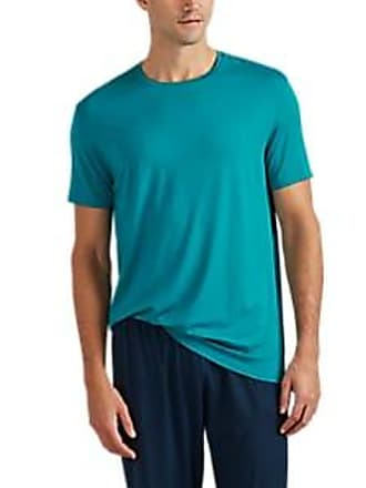 Derek Rose Mens Stretch-Jersey T-Shirt - Turquoise Size XL 6f35dc018