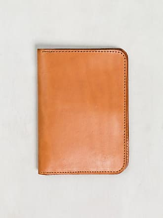 United By Blue Leather Passport Holder