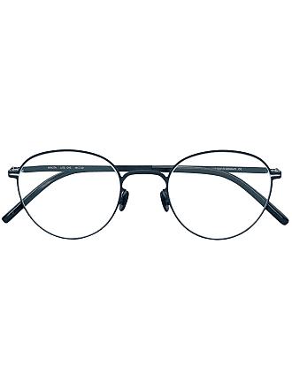 Mykita Armação de óculos clássica - Azul