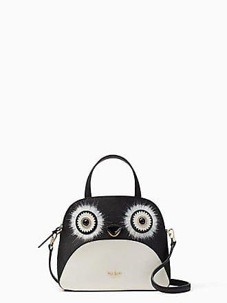 Kate Spade New York Dashing Beauty Penguin Small Lottie, Black