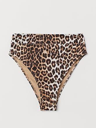 H&M Bikini Bottoms High Waist - Beige