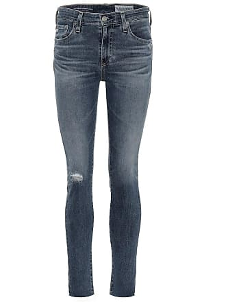 AG - Adriano Goldschmied The Farrah Ankle skinny jeans