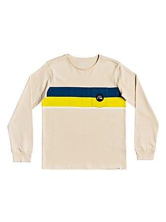 dae38c7cf06e4 Quiksilver Multiply Stripe - T-shirt manches longues pour Garçon 8-16 ans -