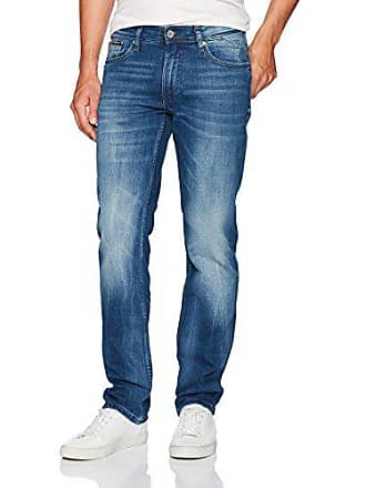 982478bf03a Tommy Hilfiger Mens Original Ryan Comfort Straight Fit Jean