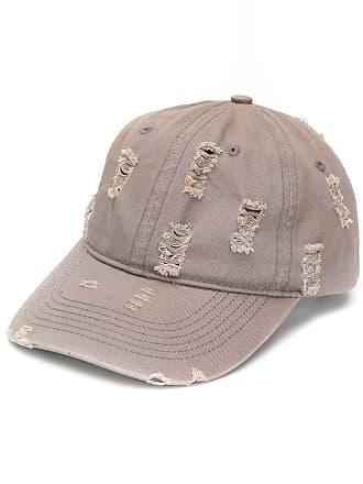 032c distressed cap - Grey