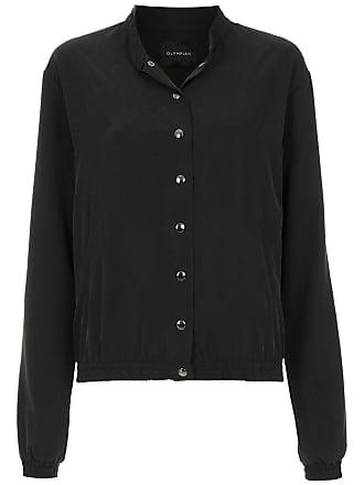 OLYMPIAH buttoned Isolda jacket - Black