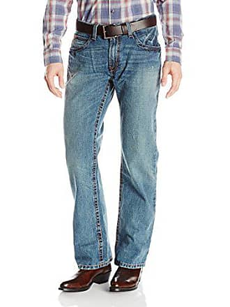 Ariat Ariat Mens M4 Low Rise Boot Cut Jean, Scoundrel, 30x32