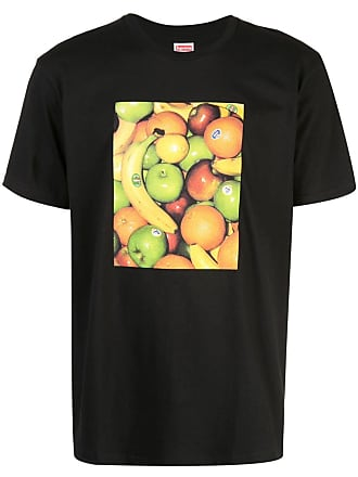 SUPREME Fruit Tee - Black