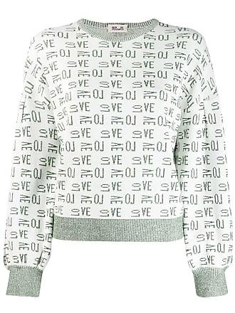 Baum Und Pferdgarten Suéter com estampa Love - Branco