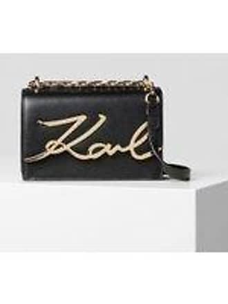 Karl Lagerfeld K/Signature Small Shoulder Bag