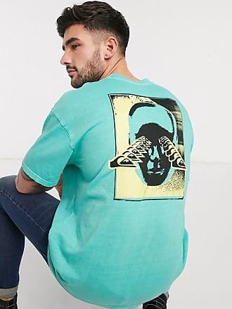 Quiksilver X-Ray Cafe - T-shirt blu oceano