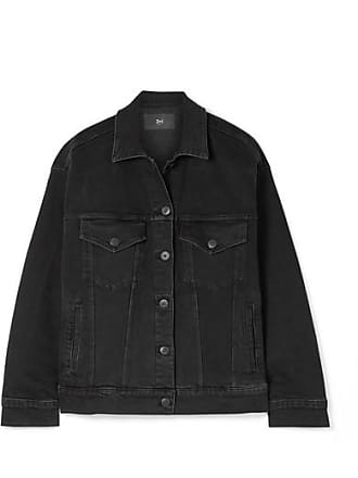 3x1 Oversized Denim Jacket - Black