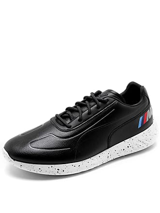 Puma Tênis Puma Bmw Mms Speed Cat Evo Synth Preto