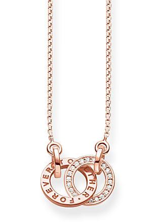 Thomas Sabo Thomas Sabo necklace rose gold-coloured KE1488-416-40-L45V