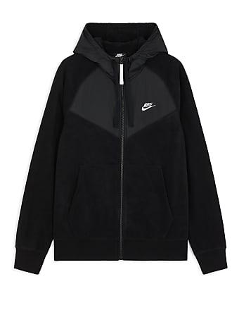 392f97ef74ad Nike HOODIE FULL ZIP POLAIRE NIKE NOIR L HOMME NIKE NOIR L HOMME
